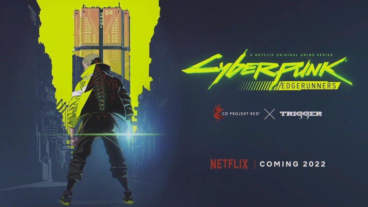 O trabalho da CD Projekt RED, Cyberpunk 2077 apresentará em 2022 um anime de pelo estudio Trigger, os criadores de Kill la Kill, e outros sucessos.