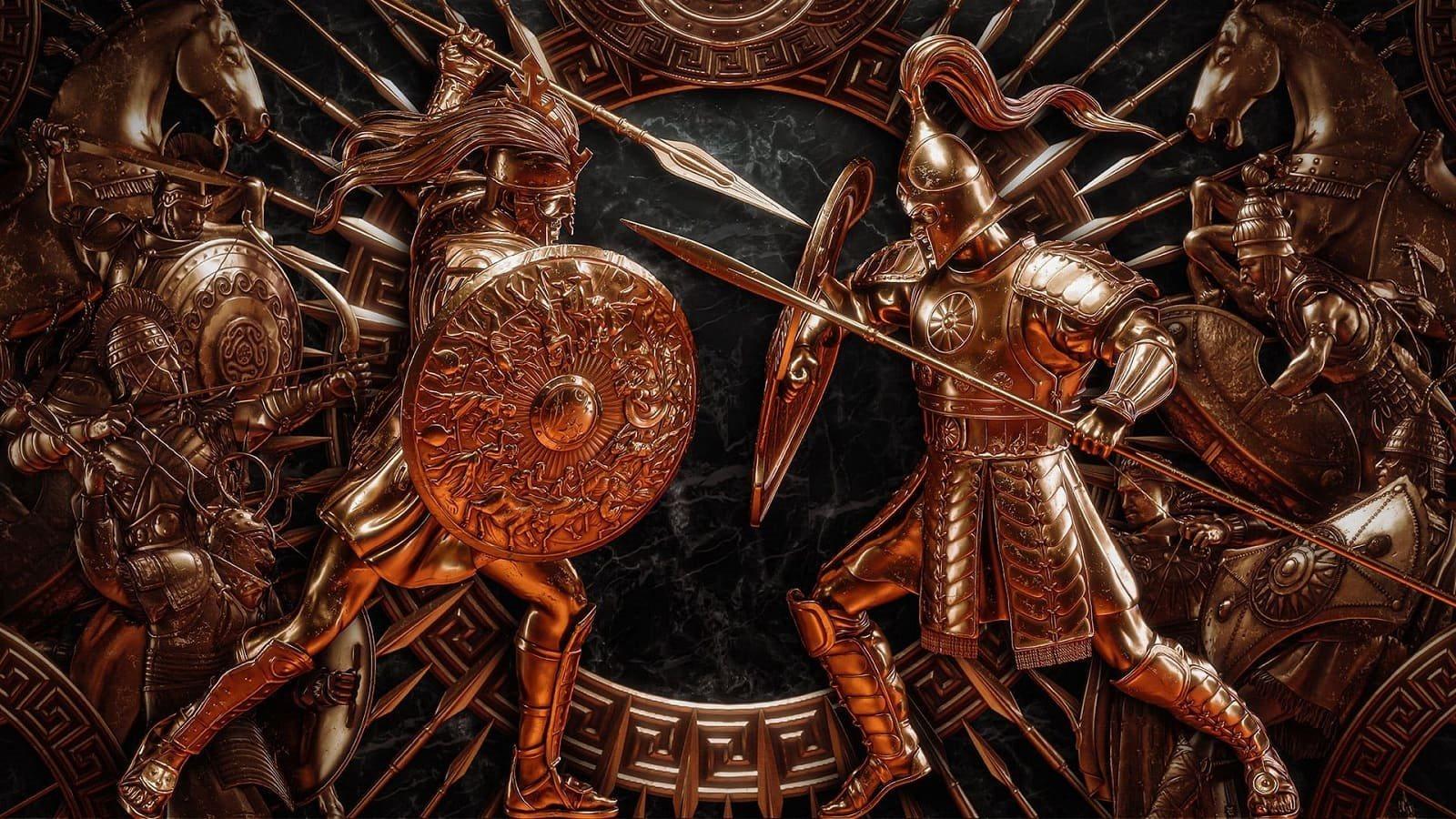 Total War Saga: TROY nos levará a experimentar a Ilíada de Homero de uma perspectiva histórica em que nossas decisões definirão o rumo da lenda.