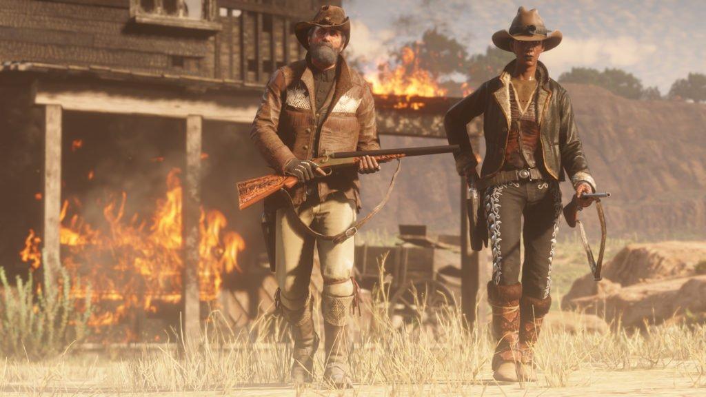 Red Dead Online finalmente recebendo nova atualização 2