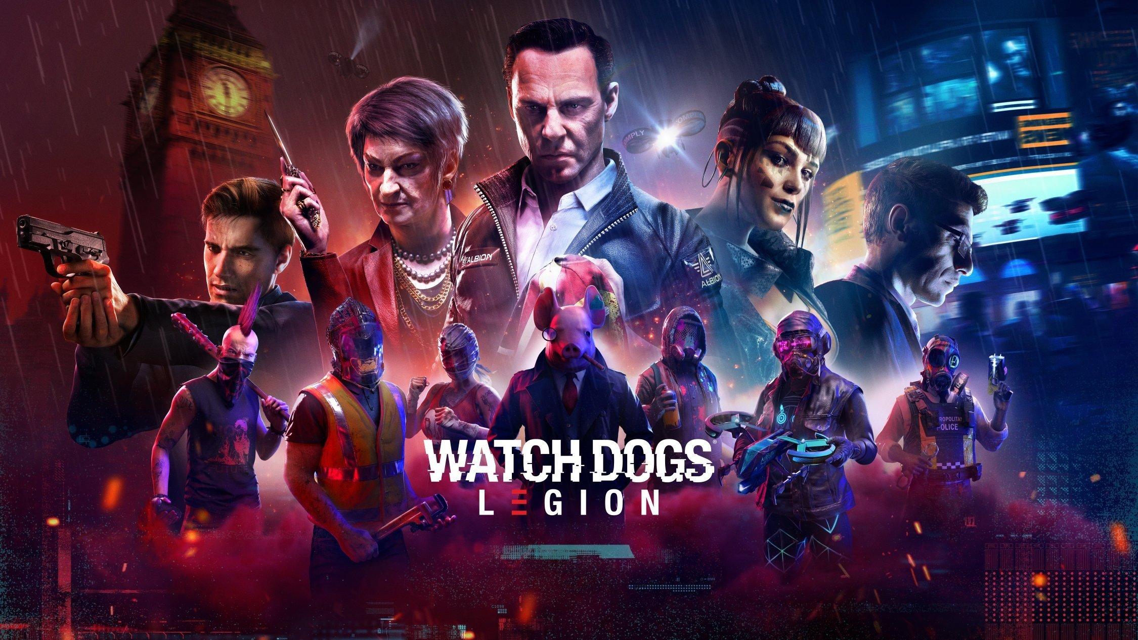 Watch Dogs Legion é um dos primeiros jogos da Ubisoft que suporta efeitos em Ray Tracing renderizados em tempo real no computador.