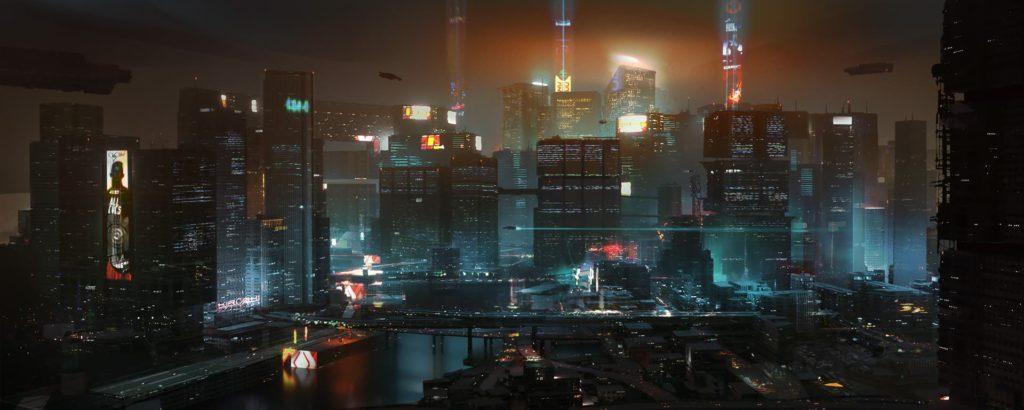Cyberpunk 2077 mostra mais da Night City em novas imagens! 1