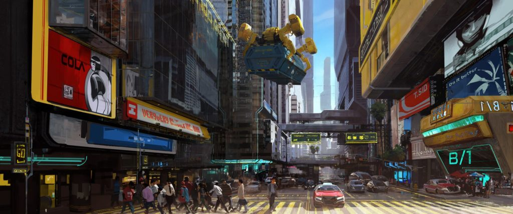 Cyberpunk 2077 mostra mais da Night City em novas imagens! 2
