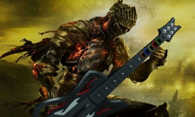 Dark Souls 3 é conhecido como um dos jogos mais dfiíceis, mas isso não impede os jogadores de zerar o jogo de maneiras absurdas.
