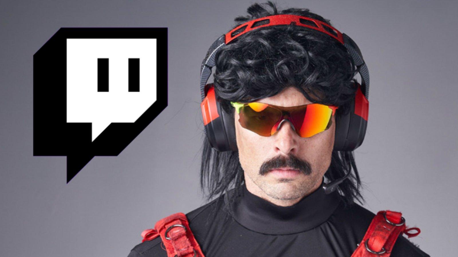 O Dr.Disrespect finalmente, depois de tanto tempo, quebrou o silêncio sobre seu banimento na Twitch e fala tudo sobre o ocorrido.