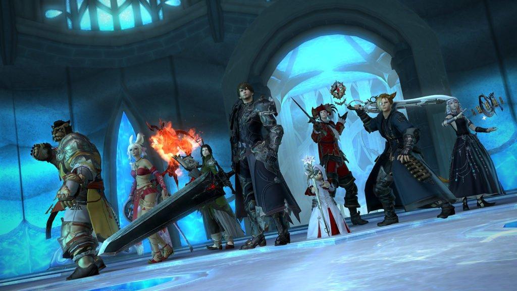 Teste gratuito do Final Fantasy 14 foi expandido 1