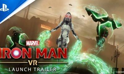 Faltam poucos dias para o lançamento um dos títulos mais esperados de todo o catálogo do PlayStation VR, Marvel's Iron Man VR.