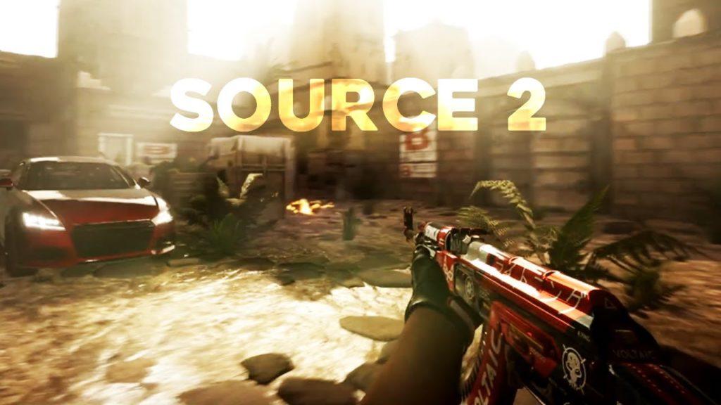 CS:GO Source 2 pode ser lançado até o final do próximo ano 2