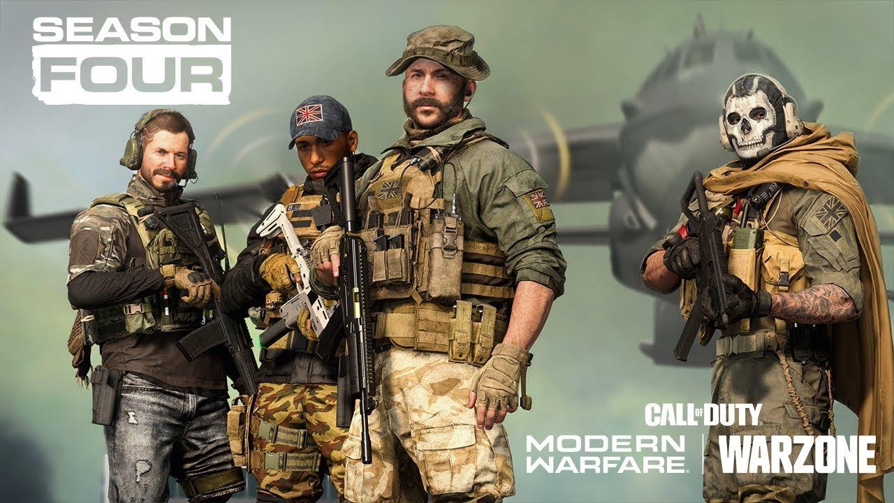 Vídeo no Reddit de Call of Duty: Warzone, um jogador mostra um evento estranho sendo eliminado por outro jogador completamente invisível.