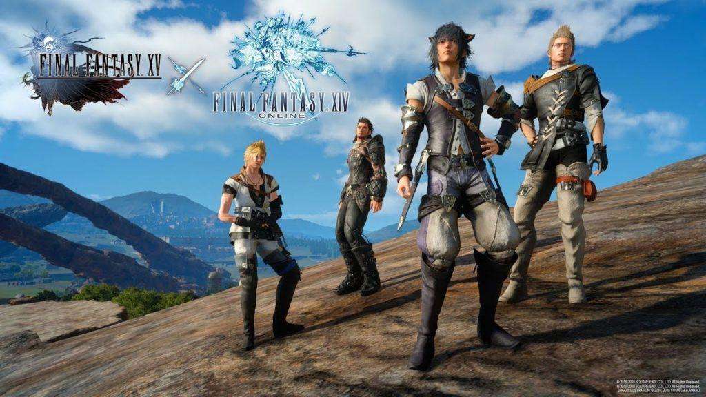 Teste gratuito do Final Fantasy 14 foi expandido 2