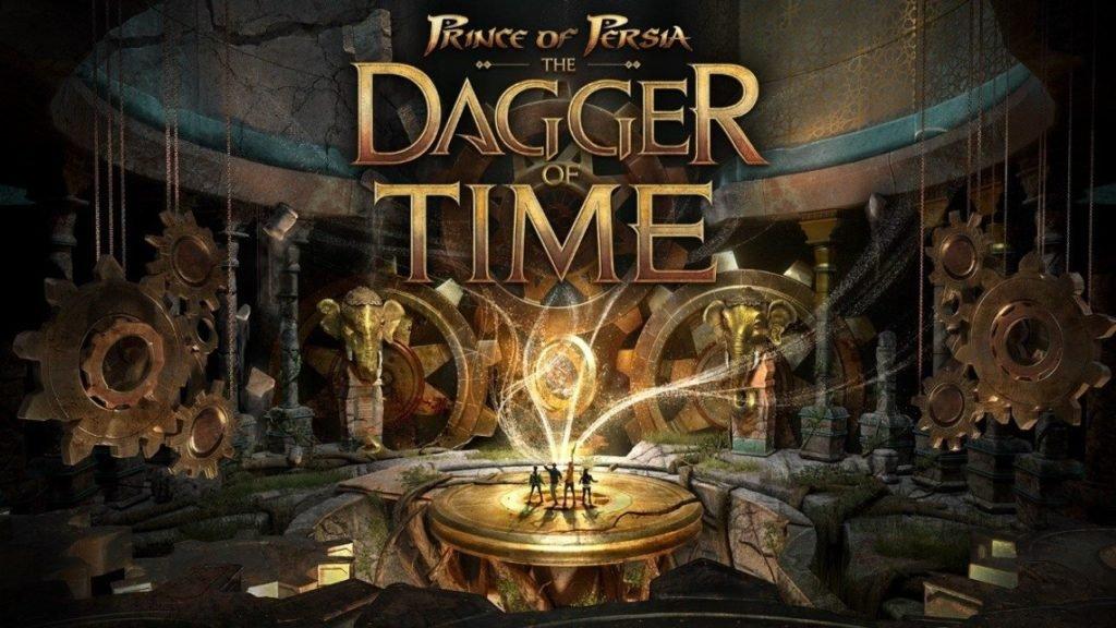 Ubisoft revela novo o Prince of Persia: The Dagger of Time 1