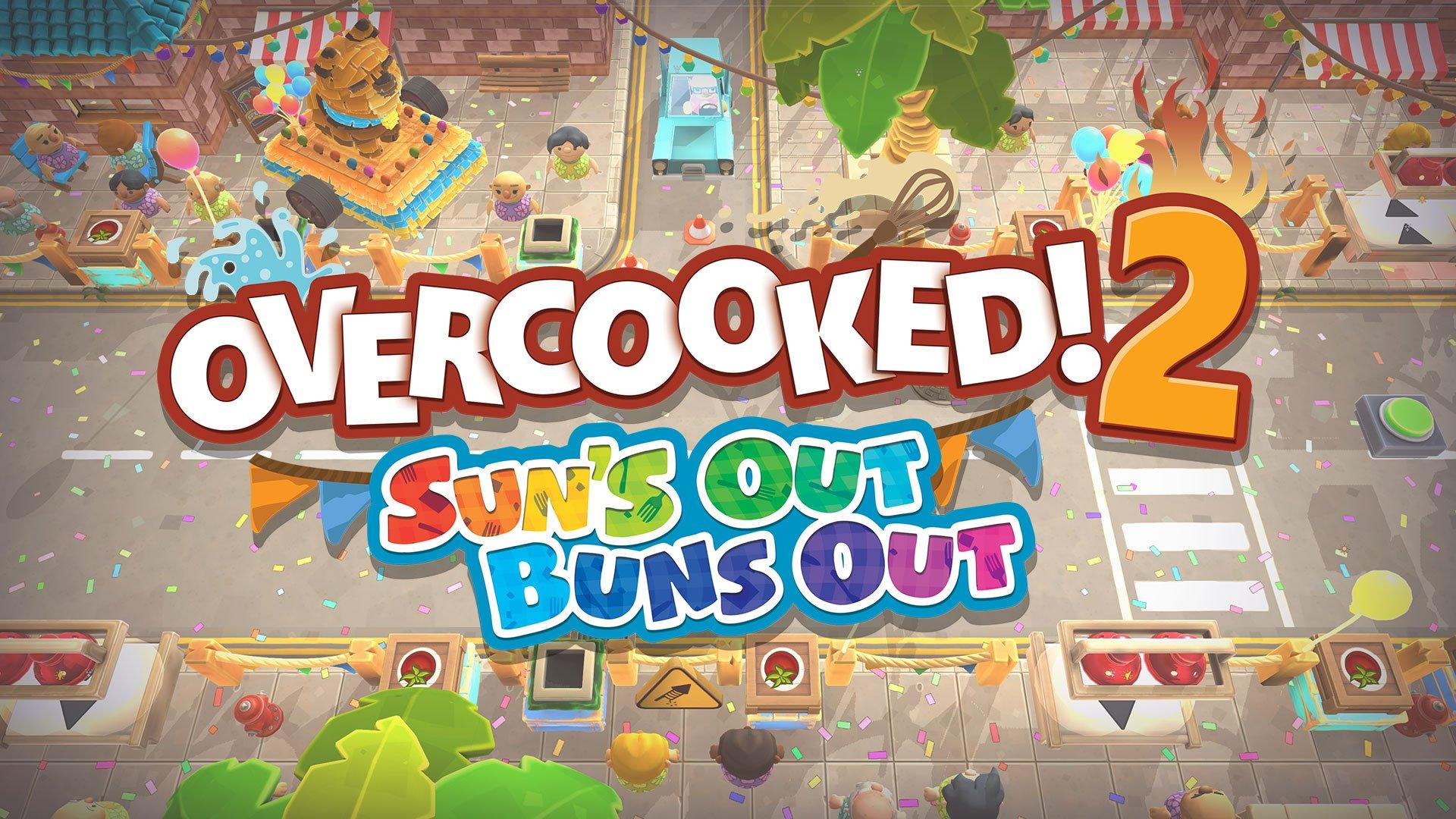Overcooked 2 Suns Out, recebe uma data de lançamento nos consoles, os proprietários do Switch, PS4 e Xbox One podem marcar seus calendários.