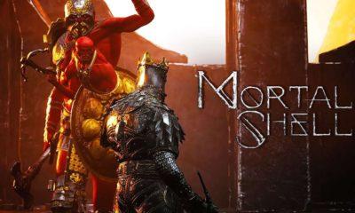 A Playstack e o estúdio Cold Symmetry anunciaram a data que o Mortal Shell vai chegar à PlayStation 4, Xbox One e PC via Epic Games.