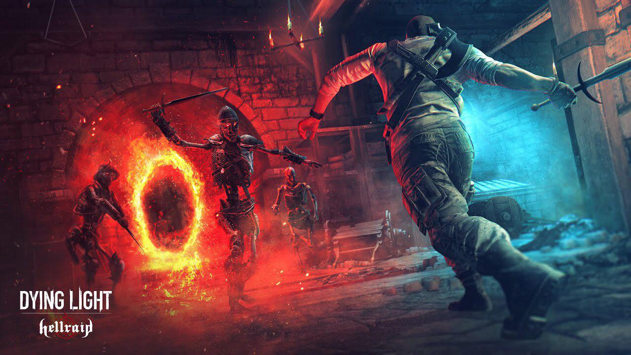 Hellraid foi lançado hoje, e é notável por ser uma peça nova inovadora e surpreendentemente robusta de DLC para Dying Light.