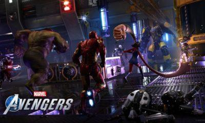 A Square Enix revelou a data de uma nova 'Mesa de Guerra' para anunciar todos os tipos de notícias sobre Marvel's Avengers.