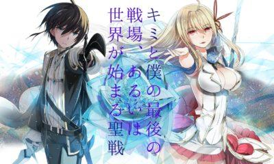 Conforme anunciado no site oficial do anime Our Last Crusade or the Rise of a New World, a série será lançada no Japão em 7 de outubro de 2020.