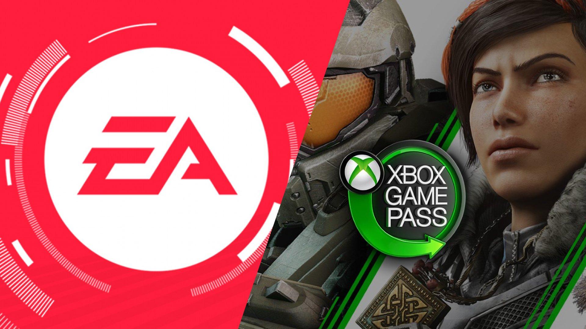 EA Play no Xbox Game Pass