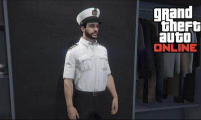 Os jogadores de GTA Online podem se beneficiar e desbloquear uma roupa de capitão de iate gratuita após a atualização especial de verão.