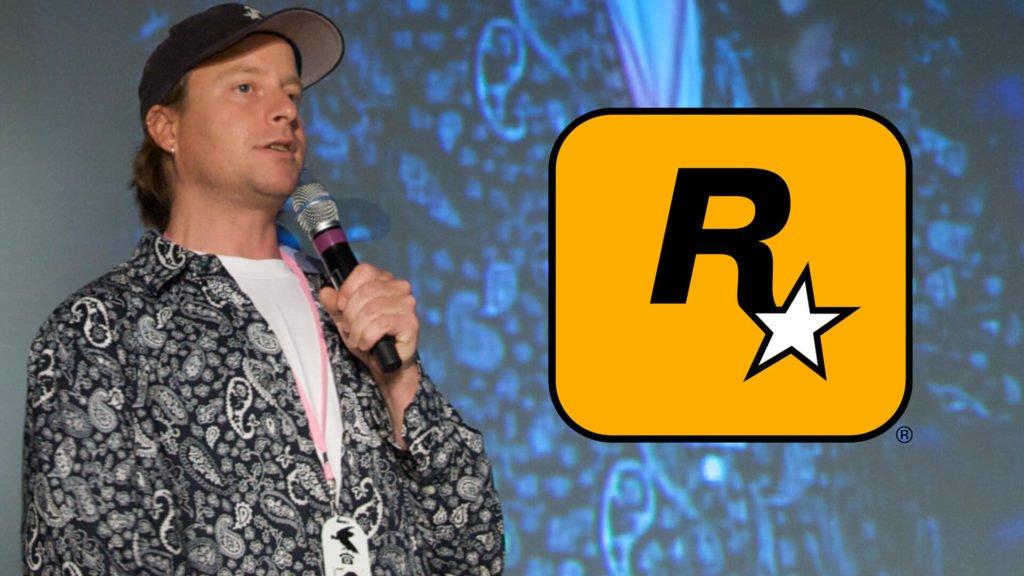 Lazlow Jones abandonou a Rockstar Games
