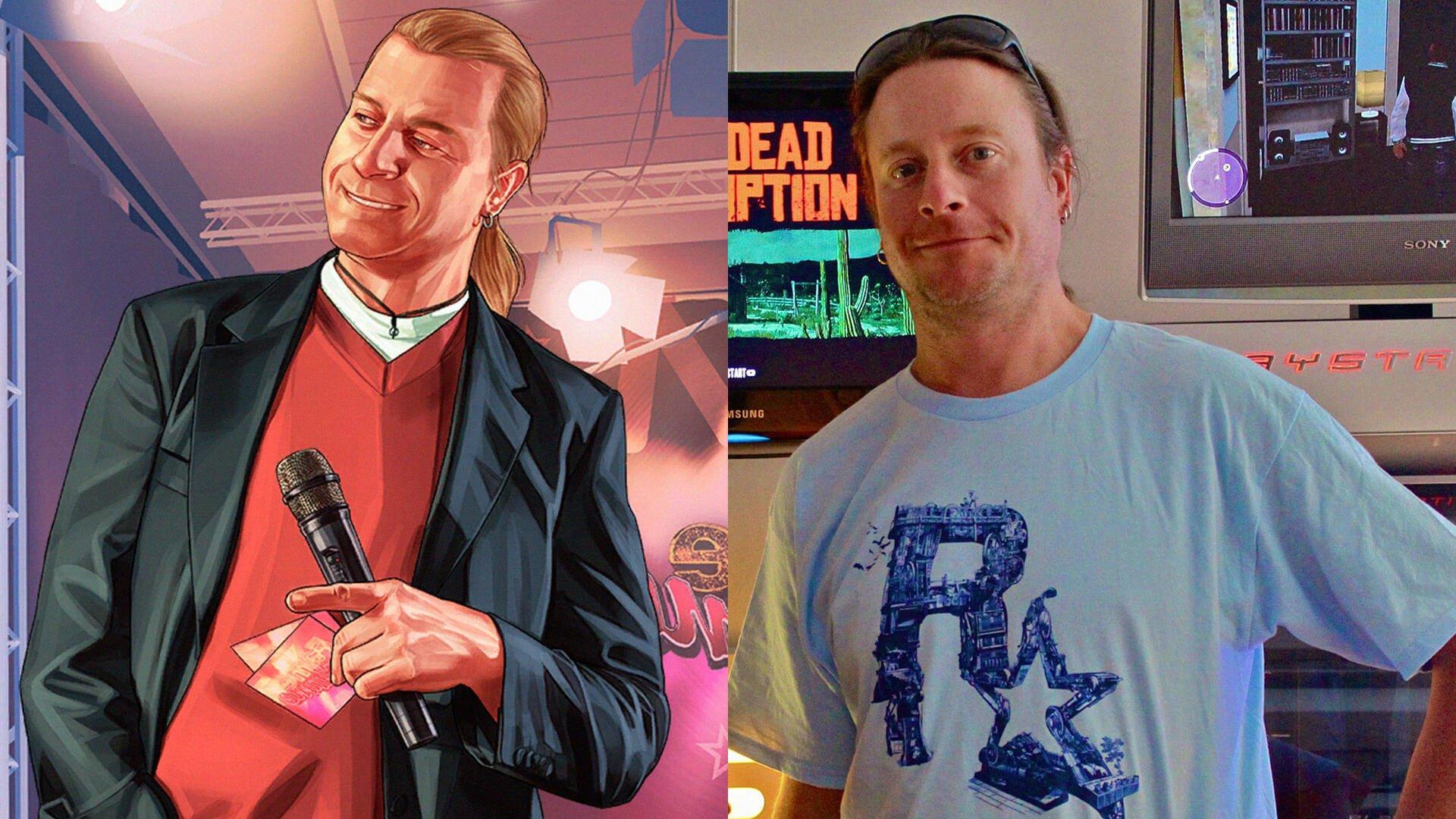 Lazlow Jones abandona a Rockstar Games, depois de 20 anos 1