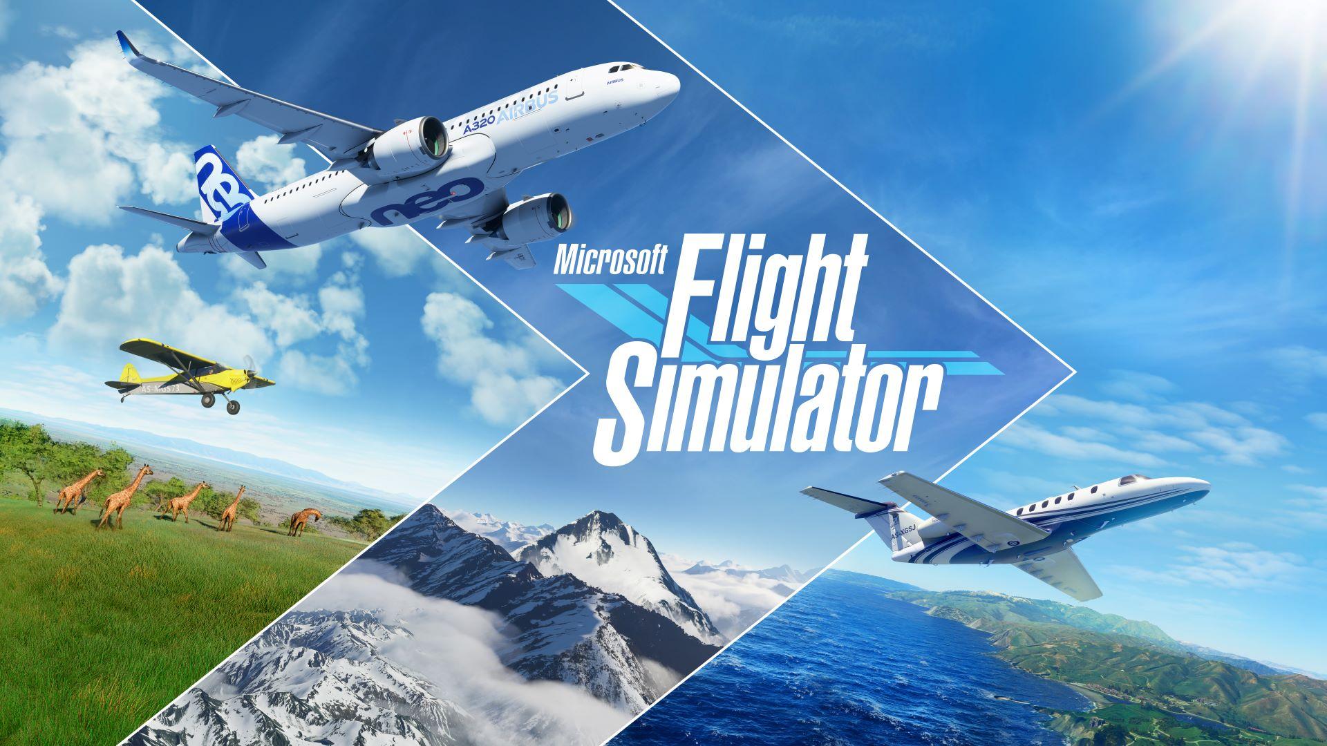 O Microsoft Flight Simulator 2020 foi lançado nesta segunda-feira e rapidamente se tornou um dos jogos mais jogados no PC.