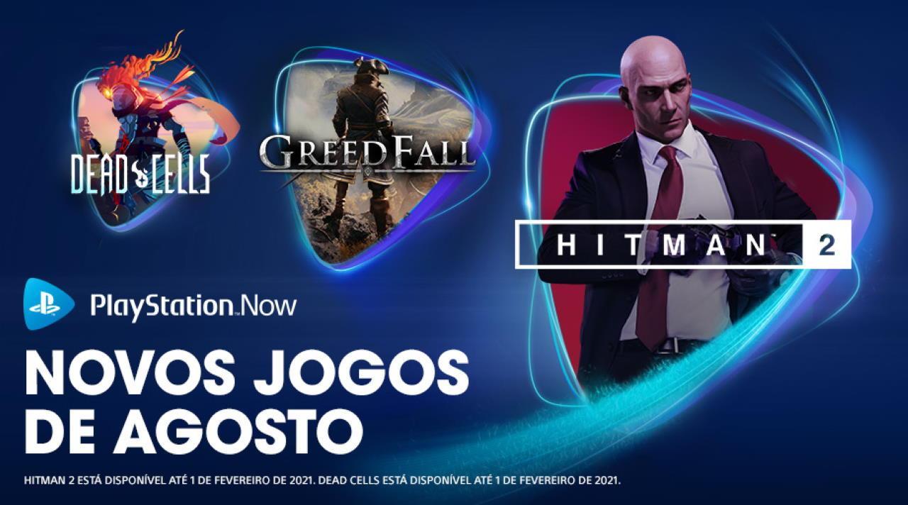 Foi atualizada a lista dos novos jogos que chegam neste mês de agosto ao serviço do PlayStation Now, com uma lista de excelentes adições.