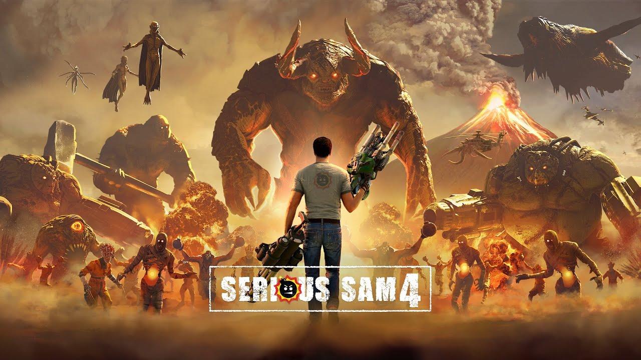 O tão aguardado Serious Sam 4 da Croteam será lançado posteriormente mais em breve, tanto no Stadia quanto na plataforma daValve, Steam.