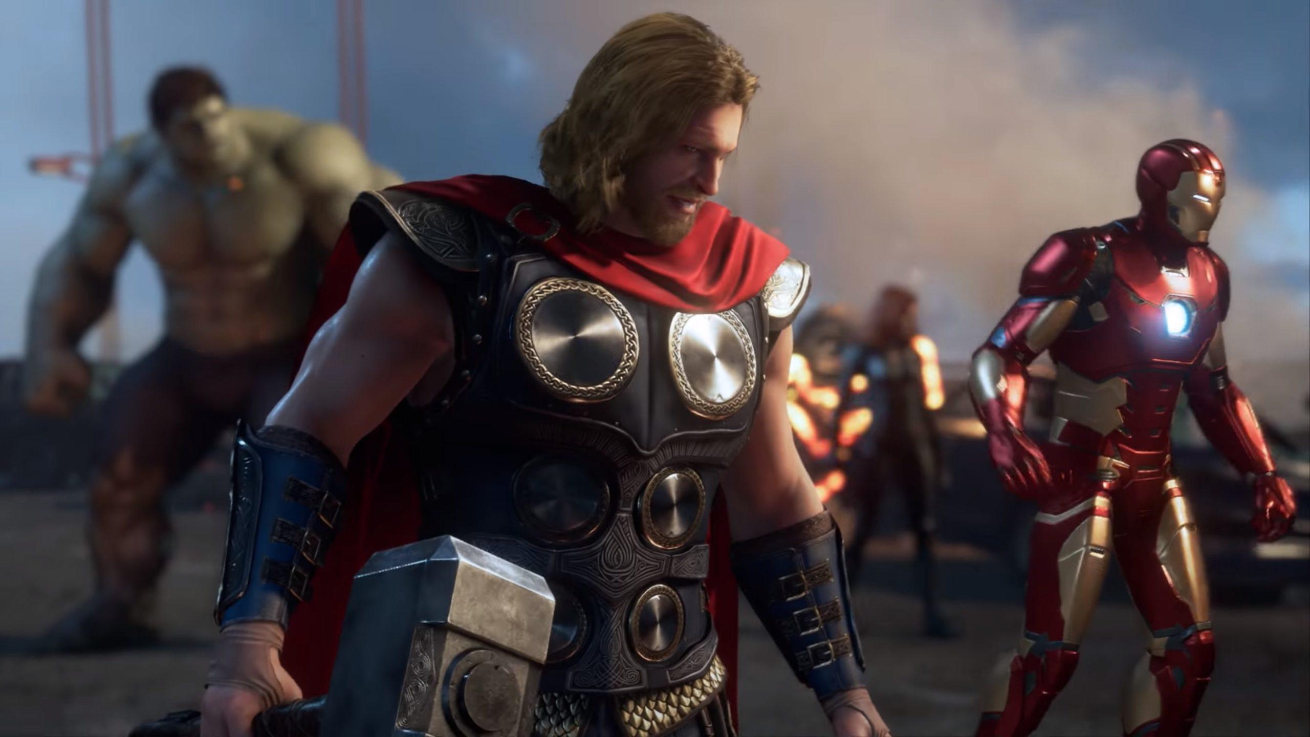 Marvel's Avengers   Vazamento pode indicar novos personagens 1