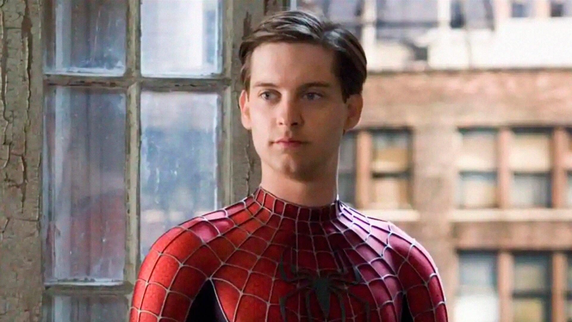 Tobey Maguire pode voltar a ser o Homem Aranha em breve, no universo da Marvel, pelo menos é isso que diz fontes do site We Got This Covered.