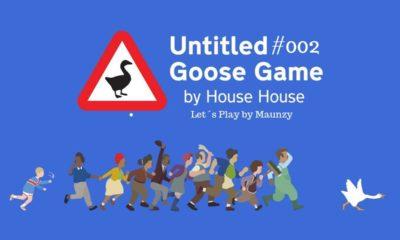 O modo Co-op chegará em uma atualização para todos no dia 23 de setembro, também marcando a estreia de Untitled Goose Game na Steam.