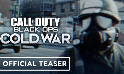 A Activision, divulgou que Call of Duty Black Ops: Cold War ganhou seu primeiro teaser trailer oficial nesta quarta-feira.