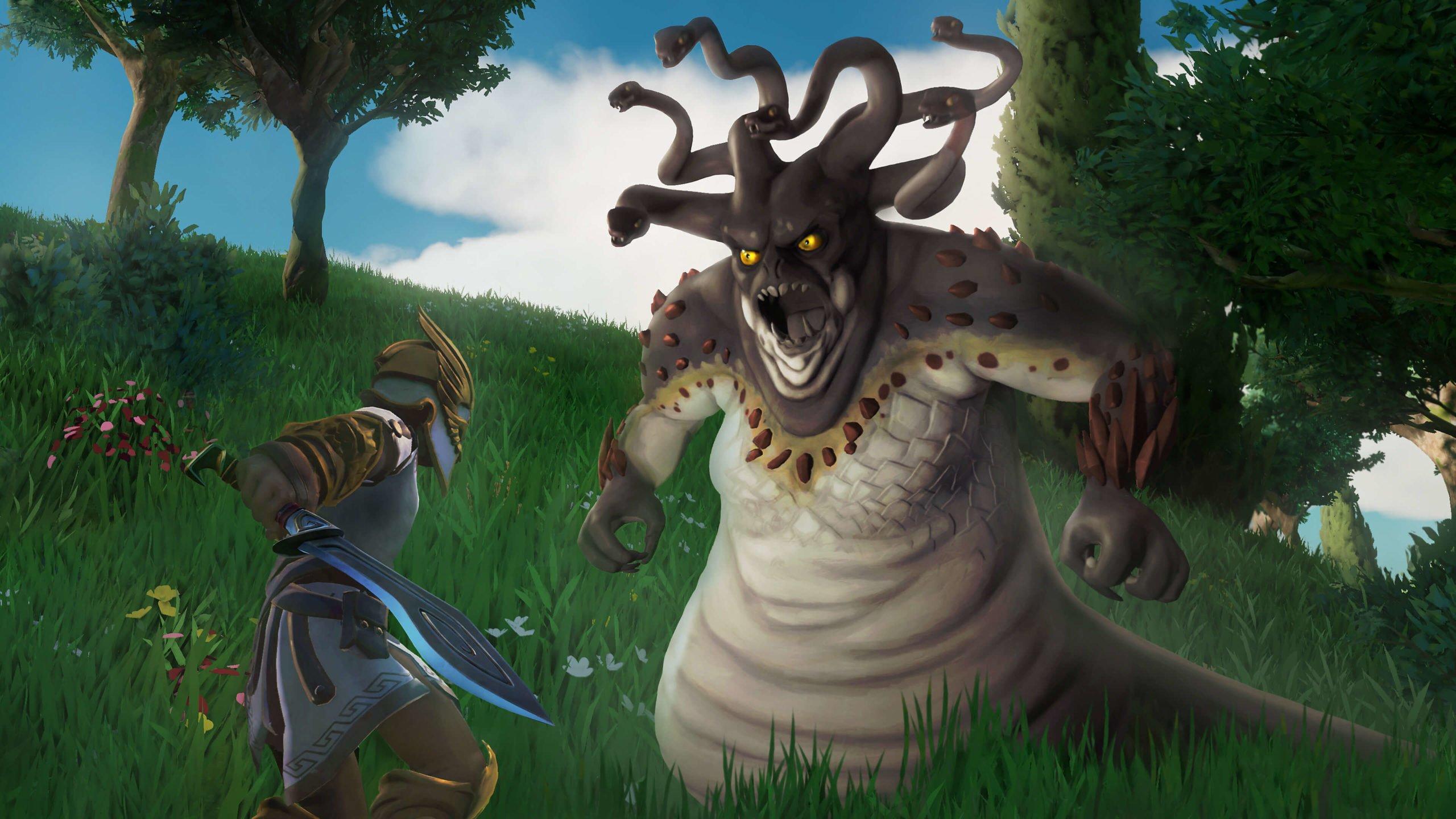 Immortals: Fenyx Rising (Gods & Monsters)
