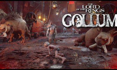 Foi divulgado o primeiro trailer de The Lord of the Rings: Gollum, a qual é uma exposição de um minuto, mas que não apresenta jogabilidade.