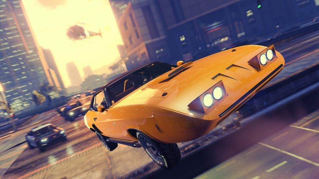 A última DLC a chegar ao GTA Online ficou conhecida por Los Santos Summer Special.