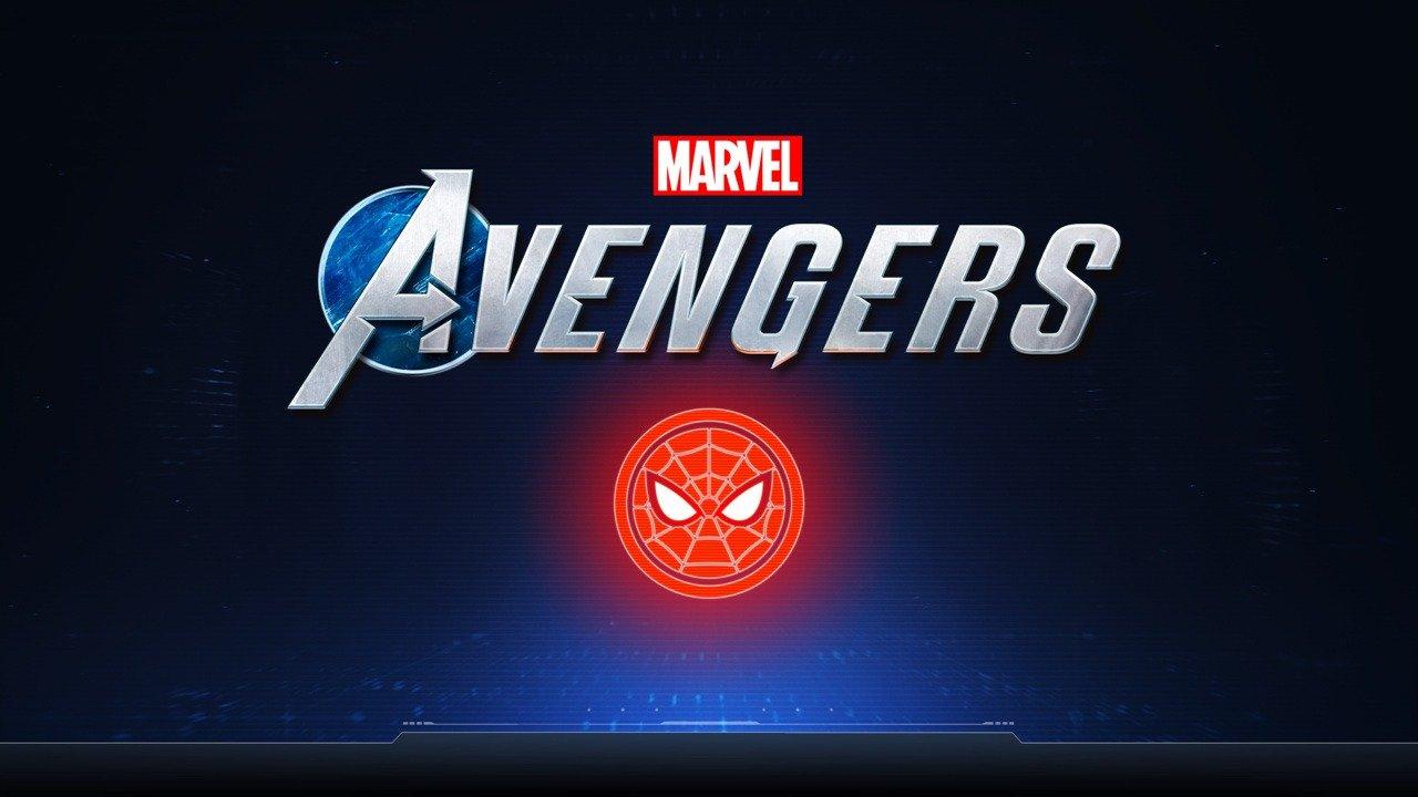 Marvels Avengers Homem Aranha
