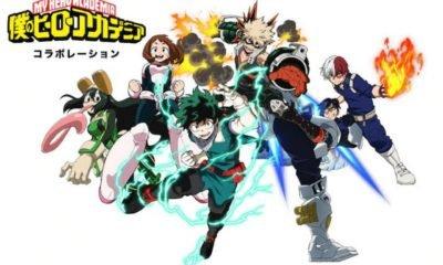 Foi confirmado o lançamento e data de estreia do mais novo OVA de Boku no Hero Academia intitulado Survive! Do-or-Die Survival Training.