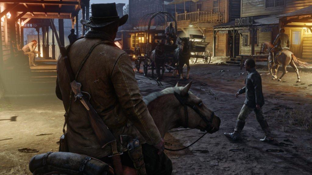 A história de Red Dead Redemption 2 é a prova que a Rockstar Games ainda se importa com a narrativa de seus jogos!