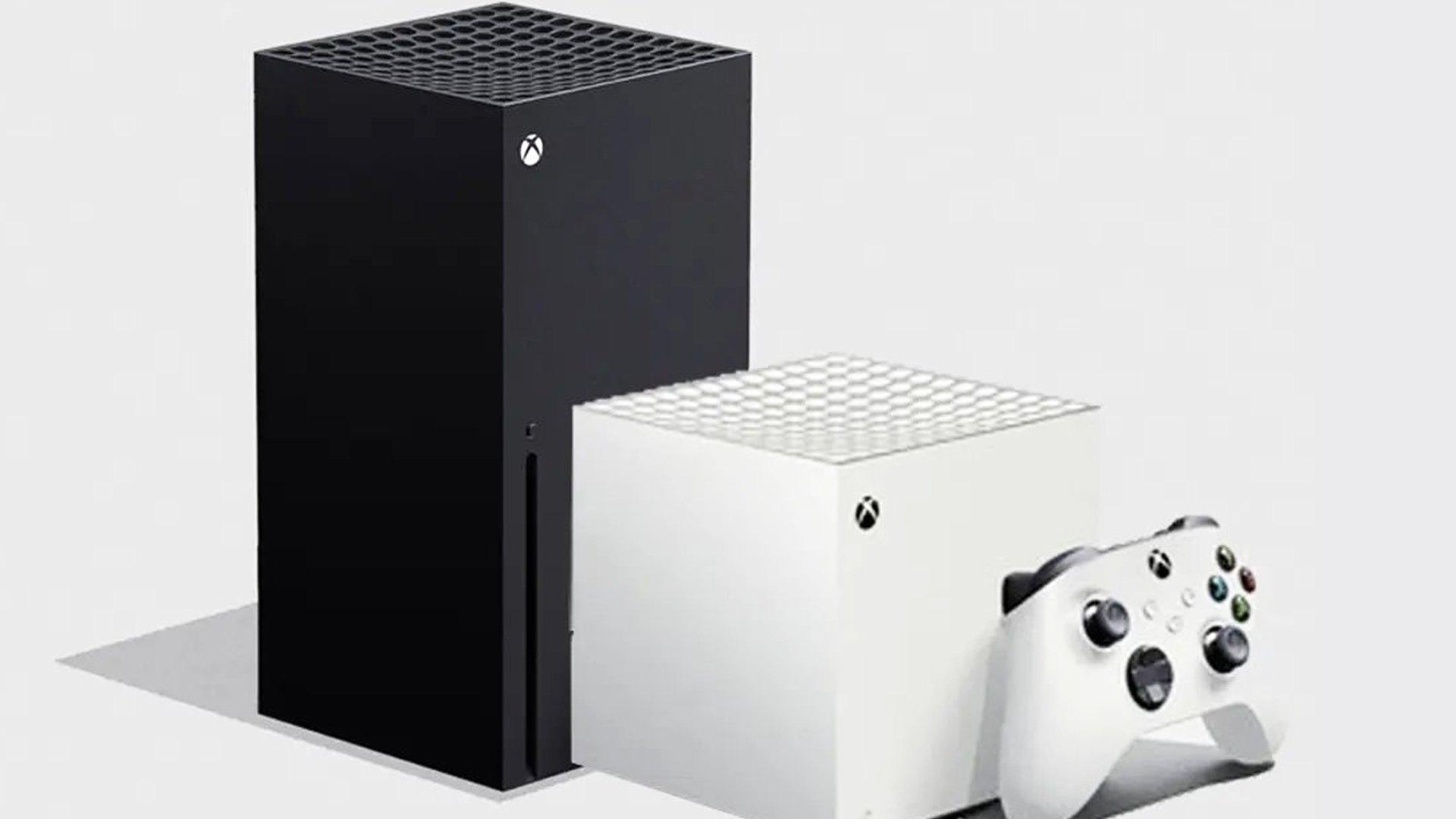 box Series X e Xbox Series S