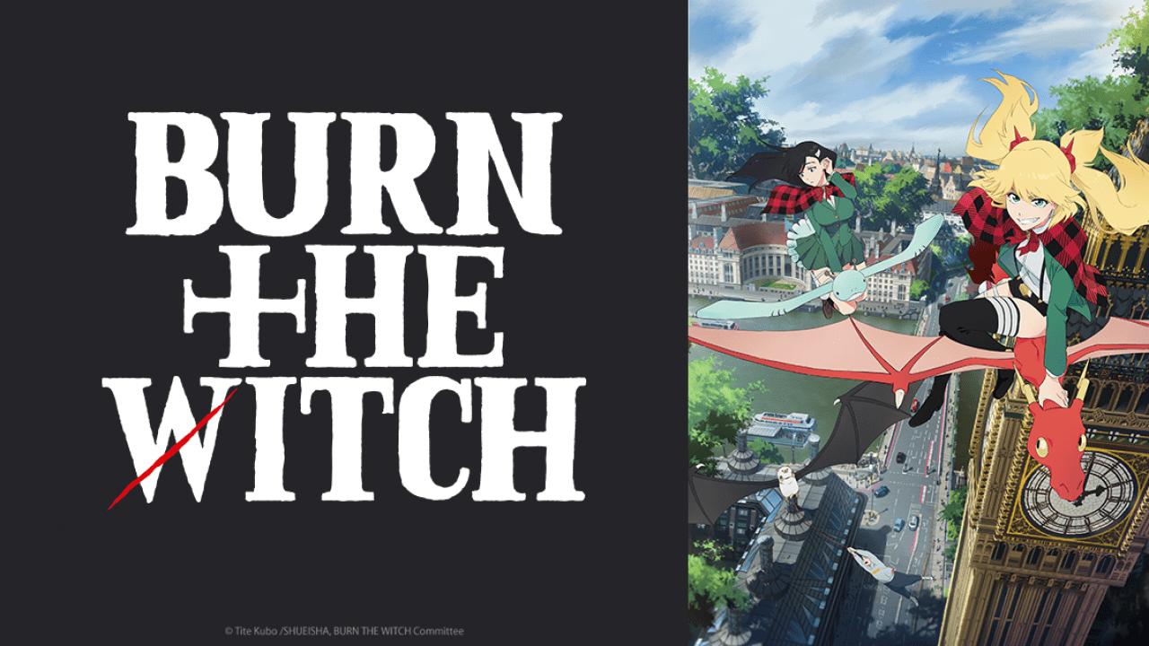 """A Crunchyroll lançou um novo trailer de para a adaptação para anime de """"Burn the Witch"""" hoje, que você pode assistir neste artigo."""