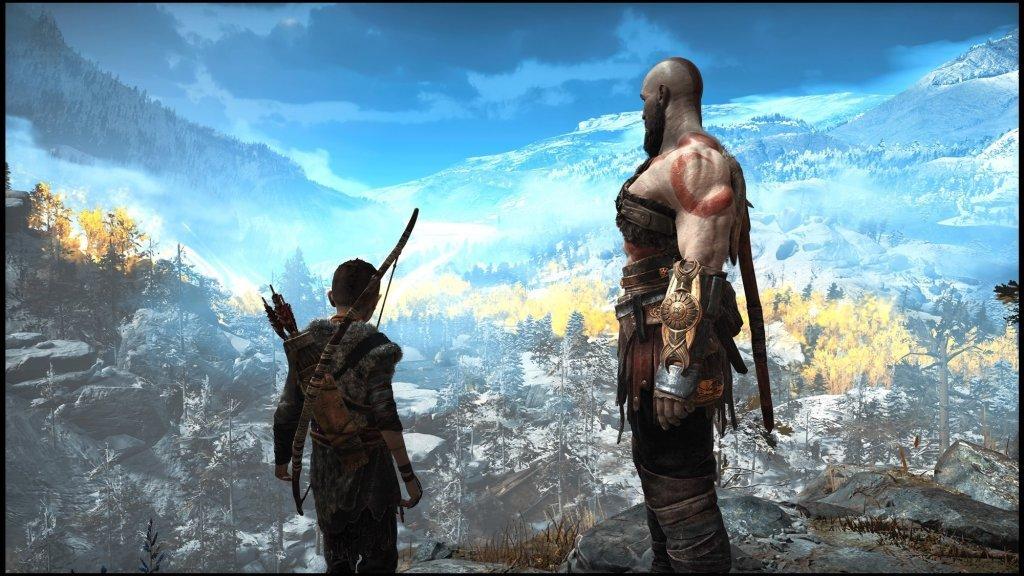 God Of War 2018 é um dos jogos exclusivos mais aclamados pelos fãs de PlayStation 4