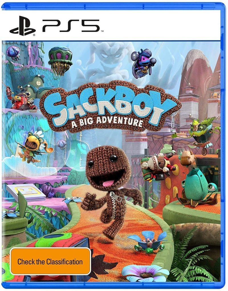 PlayStation 5 | Amazon revela Boxart de mais 5 jogos! 2