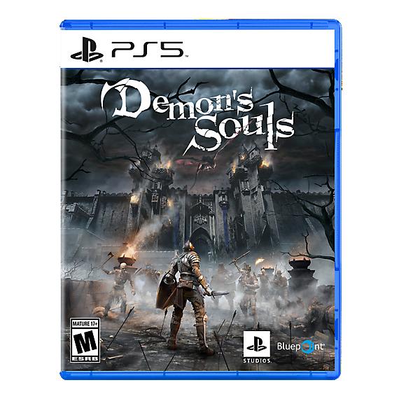 PS5   Revelado tamanho de instalação de Demon's Souls e Miles Morales 1