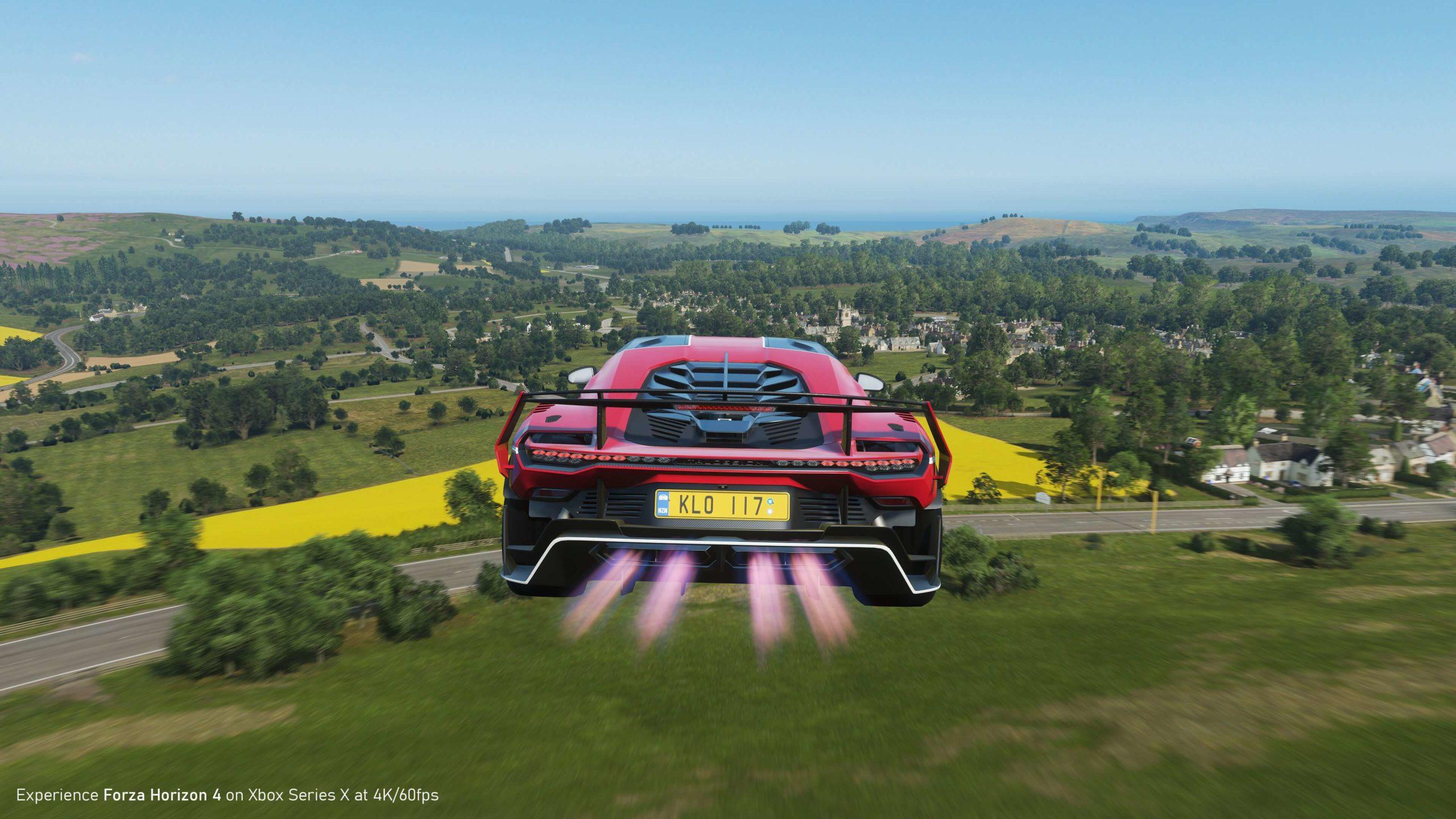 Forza Horizon 4   Confira as primeiras imagens no Xbox Series X 3