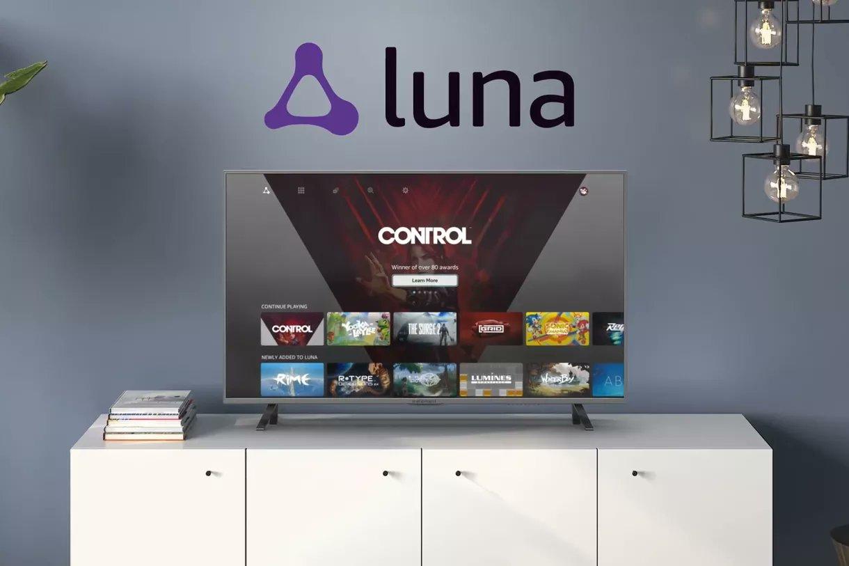 Amazon apresenta Amazon luna, revelando vários detalhes, como preço, vários dos jogos de lançamento disponíveis e muito mais!