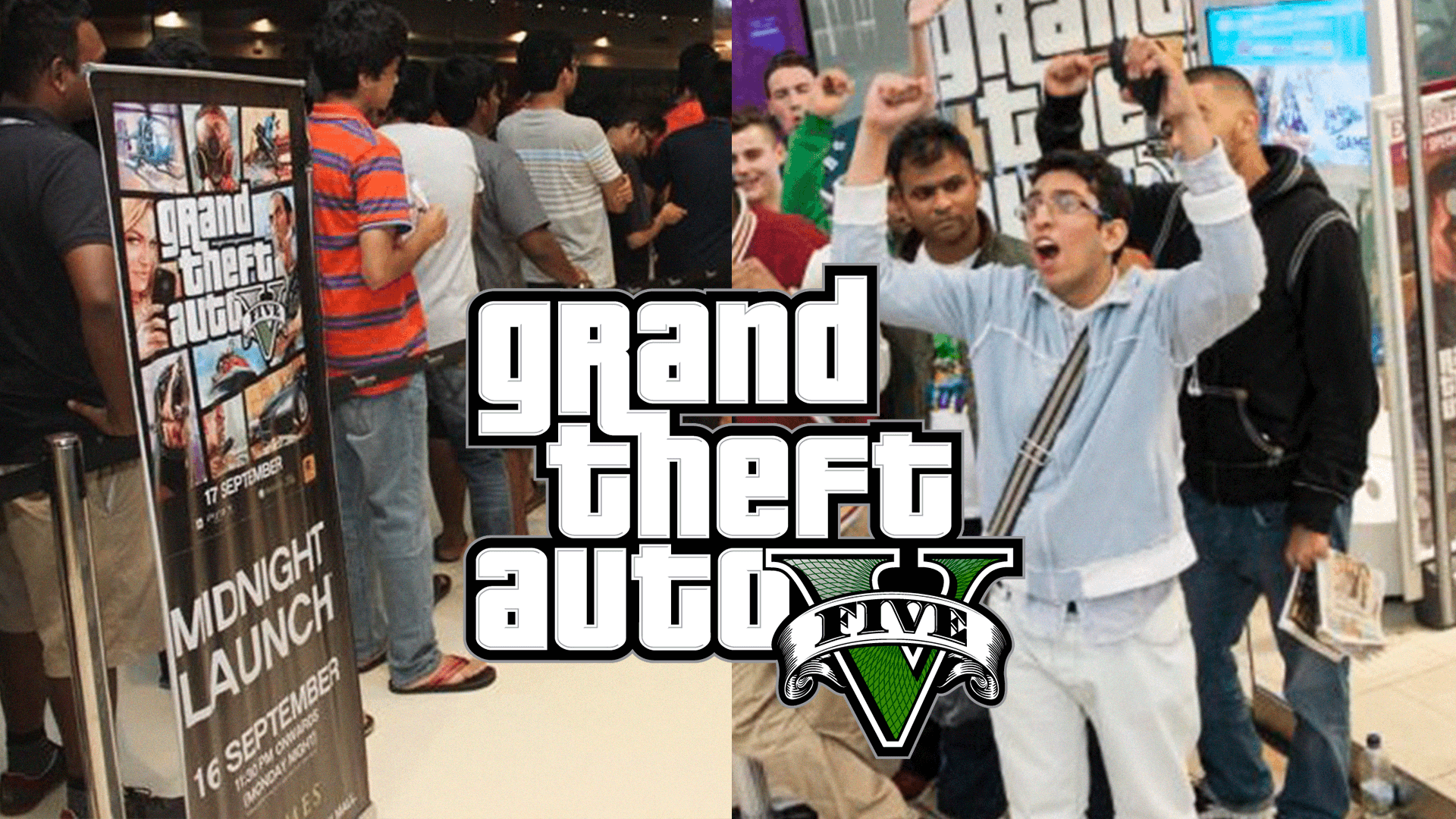 Grand Theft Auto 5 foi lançando a 19 de Setembro de 2013 no Brasil e está disponível para Xbox 360, PlayStation 3, Xbox One, PS4 e PC.