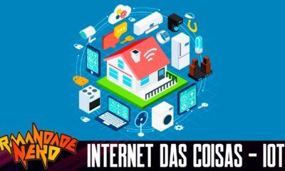 Internet das Coisas (IoT) sua Geladeira vai Ganhar Vida IN 033