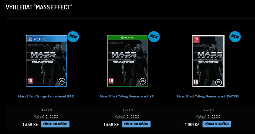 Mass Effect Trilogy | Novo vazamento torna anúncio iminente 1