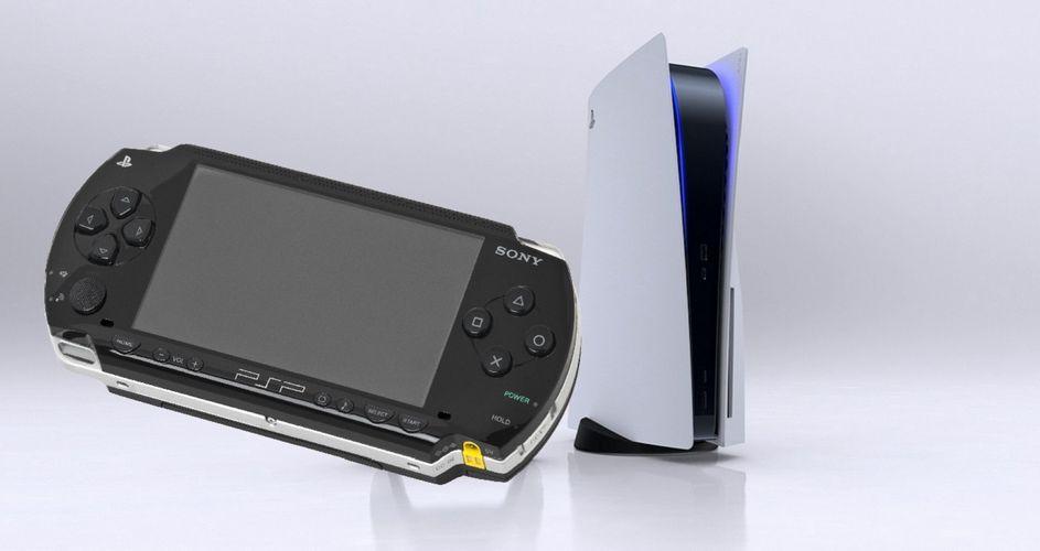 PlayStation 5 pode ter compatibilidade com PSP e PS Vita 1
