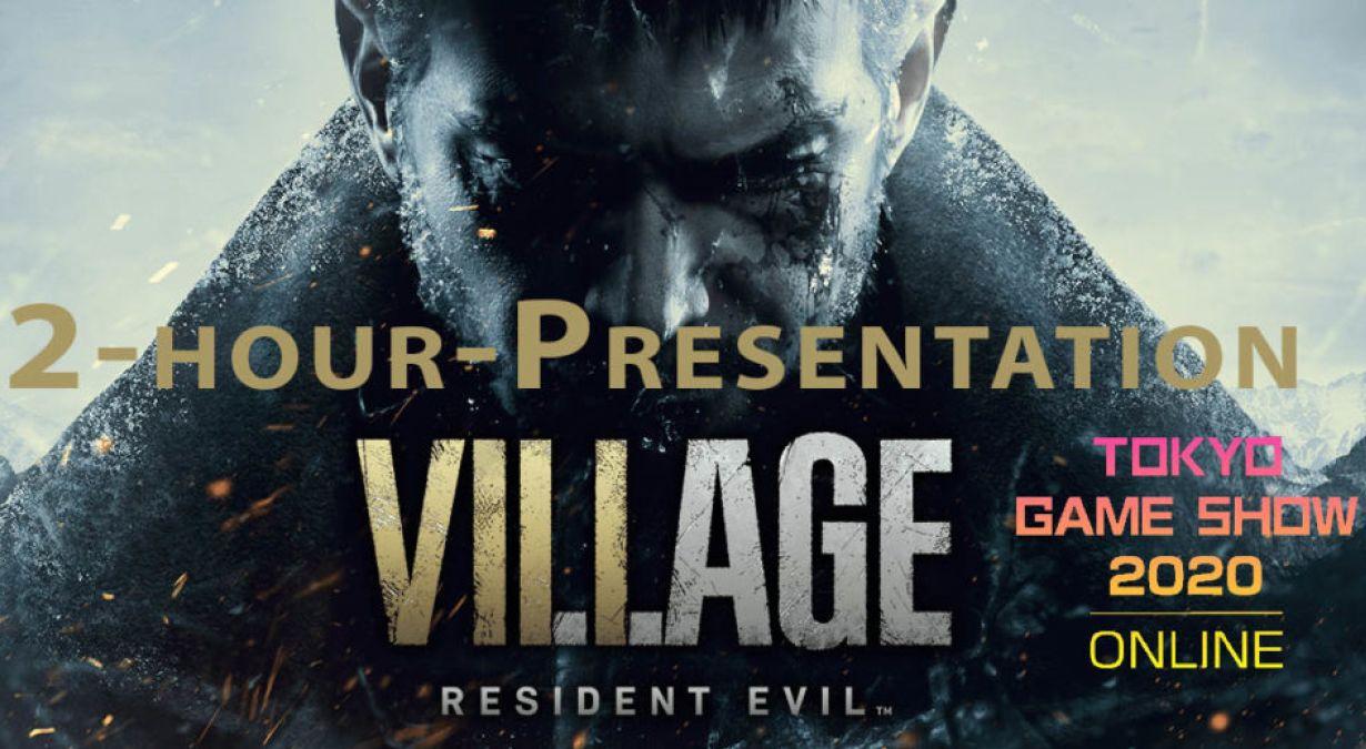 A Capcom acaba de anunciar qual será a duração da apresentação do Resident Evil 8 Village na Tokyo Game Show 2020.