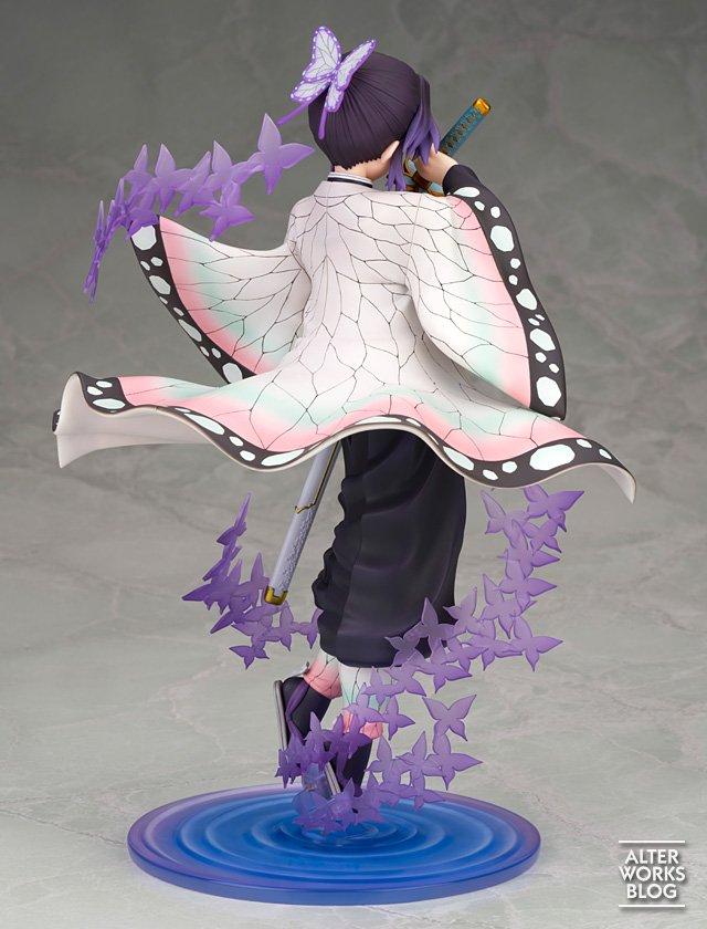 Kimetsu no Yaiba   Shinobu ganha charmosa figure em escala 2
