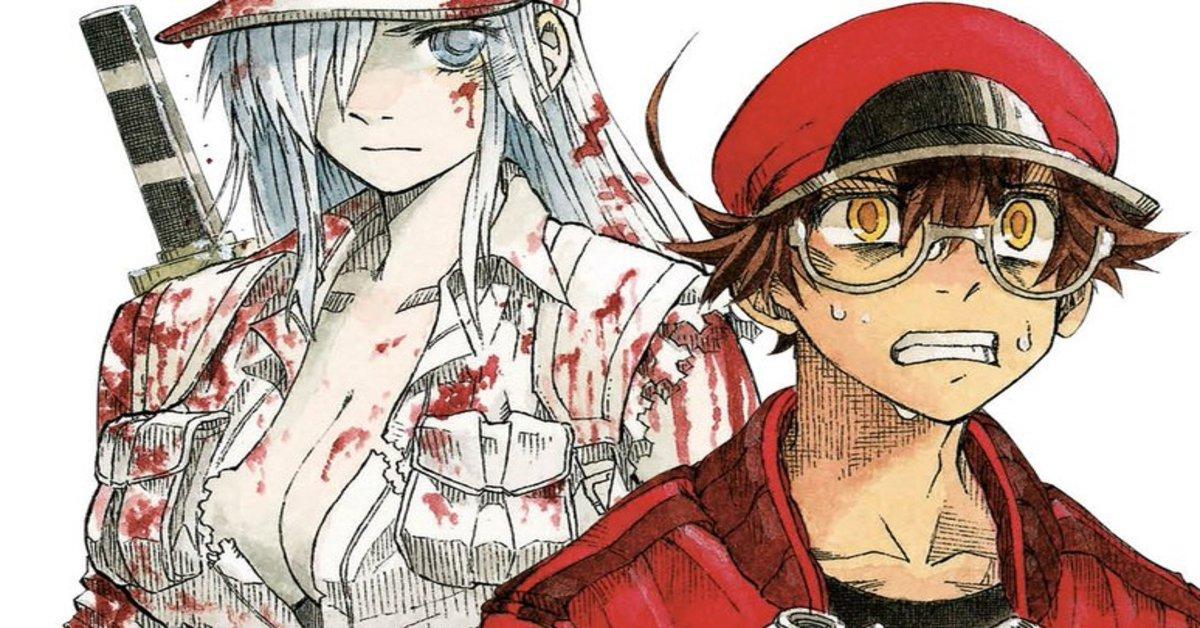 Com estreia agendada para janeiro de 2021, o anime 'Cells at Work! Code Black' teve um trailer inédito divulgado.